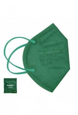 FFP2 mask fir green (10 pieces in box)