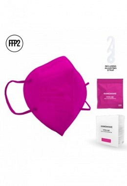 FFP2 mask purple (10 pieces in box)